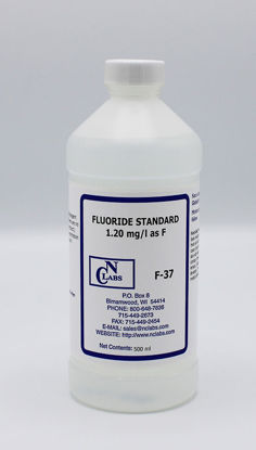 Picture of F-37 - Fluoride Standard, 1.20 mg/l (F37)