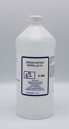 Picture of S-28A - Sodium Acetate Buffer, pH 5.4 (S28A)