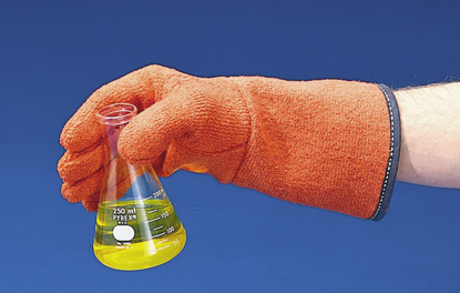 """Picture of PR - GB-132B - Clavies Biohazard Autoclave Gloves, 18½"""" Long (GB132B)"""
